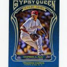 2011 Topps Gypsy Queen Future Stars Baseball #FS18 Aroldis Chapman - Cincinnati Reds