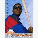 1992 Upper Deck FanFest Baseball #14 Barry Bonds - Pittsburgh Pirates
