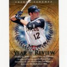 2007 Fleer Year in Review Baseball #FS Freddy Sanchez - Pittsburgh Pirates