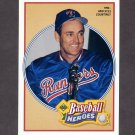 1991 Upper Deck Ryan Heroes Baseball #17 Nolan Ryan - Texas Rangers