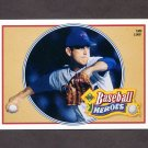 1991 Upper Deck Ryan Heroes Baseball #15 Nolan Ryan - Texas Rangers