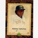 2007 Artifacts Baseball #003 Manny Ramirez - Boston Red Sox