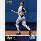 2005 Upper Deck Flyball Baseball #178 Luis Gonzalez - Arizona Diamondbacks