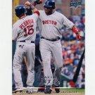 2008 Upper Deck Baseball #373 David Ortiz - Boston Red Sox