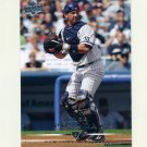 2008 Upper Deck Baseball #296 Jorge Posada - New York Yankees
