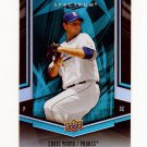 2008 Upper Deck Spectrum Baseball #080 Chris Young - San Diego Padres