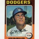 1975 Topps Baseball #473 Ken McMullen - Los Angeles Dodgers