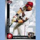 2010 Topps Topps Town Baseball #TTT21 Adam Dunn - Washington Nationals