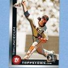 2010 Topps Topps Town Baseball #TTT10 Tim Lincecum - San Francisco Giants