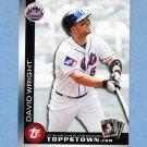 2010 Topps Topps Town Baseball #TTT02 David Wright - New York Mets