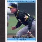 1992 Donruss Baseball #348 Mark McGwire - Oakland Athletics