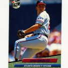 1992 Ultra Baseball #169 John Smoltz - Atlanta Braves