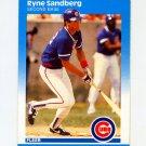 1987 Fleer Baseball #572 Ryne Sandberg - Chicago Cubs