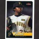 2007 Fleer Baseball #355 Shane Youman RC - Pittsburgh Pirates