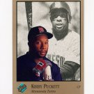 1992 Studio Baseball #209 Kirby Puckett - Minnesota Twins