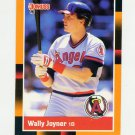 1988 Donruss Baseball's Best #115 Wally Joyner - California Angels