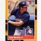 1988 Donruss Baseball's Best #113 Dale Murphy - Atlanta Braves
