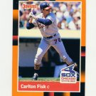 1988 Donruss Baseball's Best #067 Carlton Fisk - Chicago White Sox