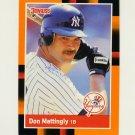 1988 Donruss Baseball's Best #001 Don Mattingly - New York Yankees