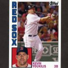 2012 Topps Archives Baseball #164 Kevin Youkilis - Boston Red Sox