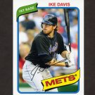 2012 Topps Archives Baseball #144 Ike Davis - New York Mets
