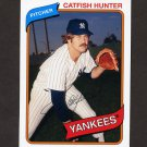2012 Topps Archives Baseball #109 Catfish Hunter - New York Yankees