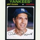 2012 Topps Archives Baseball #096 Phil Rizzuto - New York Yankees