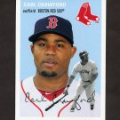 2012 Topps Archives Baseball #027 Carl Crawford - Boston Red Sox