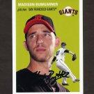 2012 Topps Archives Baseball #015 Madison Bumgarner - San Francisco Giants