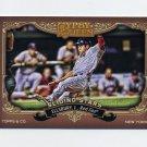 2012 Topps Gypsy Queen Sliding Stars Baseball #JE Jacoby Ellsbury - Boston Red Sox