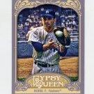 2012 Topps Gypsy Queen Baseball #293 Yogi Berra - New York Yankees