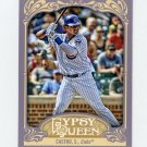 2012 Topps Gypsy Queen Baseball #273 Starlin Castro - Chicago Cubs