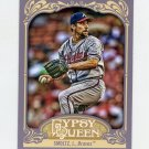 2012 Topps Gypsy Queen Baseball #261 John Smoltz - Atlanta Braves