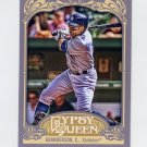 2012 Topps Gypsy Queen Baseball #260A Curtis Granderson - New York Yankees