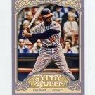2012 Topps Gypsy Queen Baseball #255 Frank Robinson - Baltimore Orioles