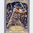 2012 Topps Gypsy Queen Baseball #244 Roger Maris - New York Yankees