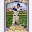 2012 Topps Gypsy Queen Baseball #241 Larry Doby - Cleveland Indians