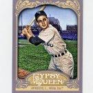 2012 Topps Gypsy Queen Baseball #224 Luis Aparicio - Chicago White Sox