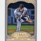 2012 Topps Gypsy Queen Baseball #222 Ryan Vogelsong - San Francisco Giants