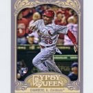 2012 Topps Gypsy Queen Baseball #208 Adron Chambers RC - St. Louis Cardinals