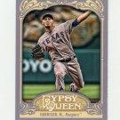 2012 Topps Gypsy Queen Baseball #203 Matt Harrison - Texas Rangers