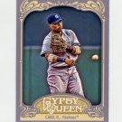 2012 Topps Gypsy Queen Baseball #190A Robinson Cano - New York Yankees