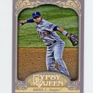 2012 Topps Gypsy Queen Baseball #146 Elvis Andrus - Texas Rangers