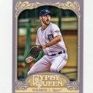 2012 Topps Gypsy Queen Baseball #130 Justin Verlander - Detroit Tigers