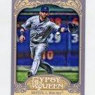 2012 Topps Gypsy Queen Baseball #110A Jose Bautista - Toronto Blue Jays