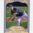 2012 Topps Gypsy Queen Baseball #106 John Danks - Chicago White Sox