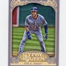 2012 Topps Gypsy Queen Baseball #100A Derek Jeter - New York Yankees