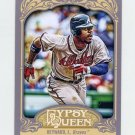 2012 Topps Gypsy Queen Baseball #098 Jason Heyward - Atlanta Braves