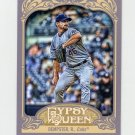 2012 Topps Gypsy Queen Baseball #072 Ryan Dempster - Chicago Cubs