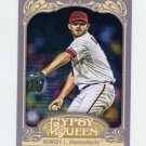 2012 Topps Gypsy Queen Baseball #071A Ian Kennedy - Arizona Diamondbacks